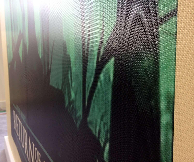 Adesivo de parede, várias texturas disponíveis
