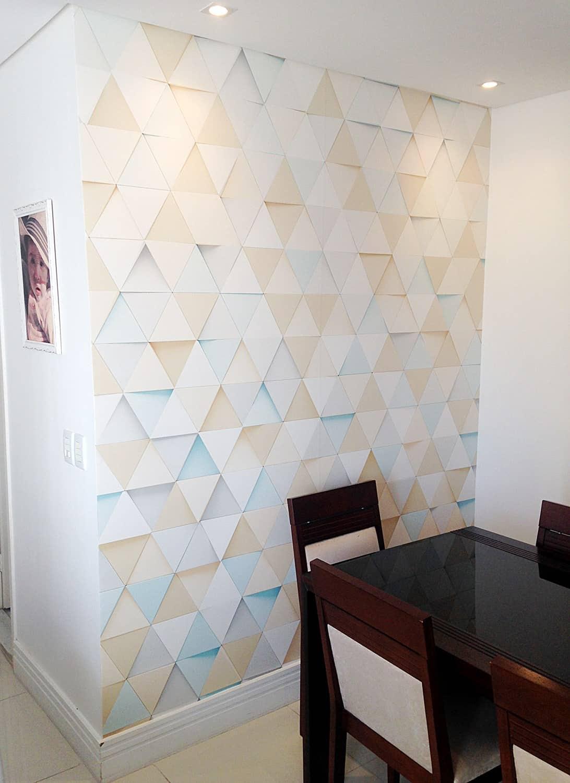 Adesivo decorativo texturizado