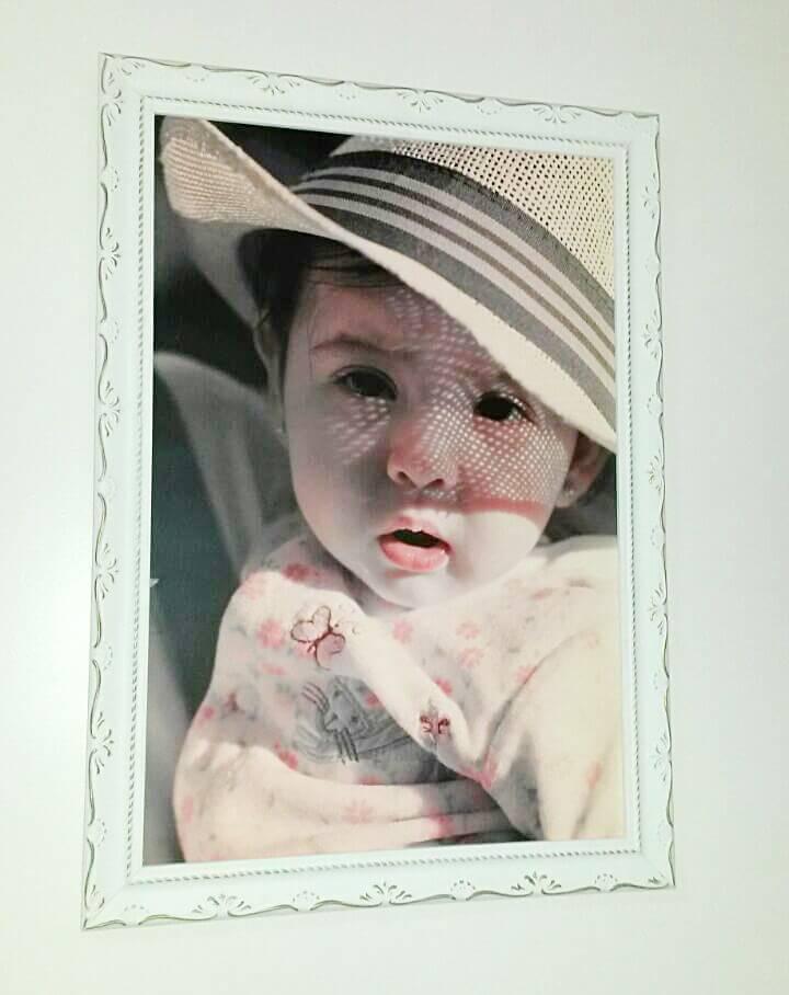 Impressão em papel fotográfico